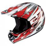 HJC CS-X4 Burn Motocross Helmet | MX Dirt Bike Racing