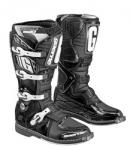 Gaerne SG-10 Motocross Riding Boots | 2008 Carbon and White MX, Dirt Bike