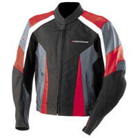 Firstgear Hammer Leather Motorcycle Jacket