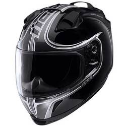 Icon Domain Perimeter Motorcycle Helmet
