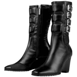 Icon Womens Bombshell Motorcycle Boots