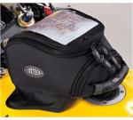 Cortech Motorcycle Luggage Tank Bag, Magnetic | Super Mini in Black, Red, Blue