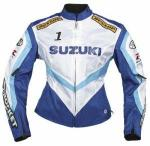 Joe Rocket Womens Fitted Jacket, Armored w/ Liner | Suzuki Motorcycle Superstock