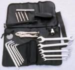 Harley-Davidson Emergency Tool Kit | Black Canvas Carry Case