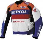 Honda Racing Repsol Textile Jacket | Mens Pit Retro