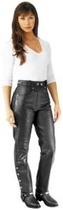 River Road Womens Leather Chaps