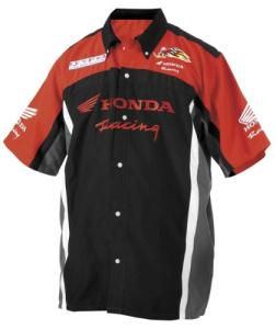 AMA Honda Crew Racing Shirt