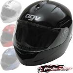 AGV Miglia Helmet | Black Modular Lightweight Adjustable