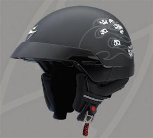 Scorpion Spitfire Open Face Helmet