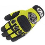 AGV Armored Gloves | Vented Silicone Gel Cool Tex