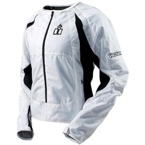 Icon Merc Jacket, Armored White