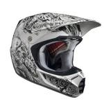 Fox MX Racing Latinese V3 | Men's Motocross Carbon Fiber Helmet