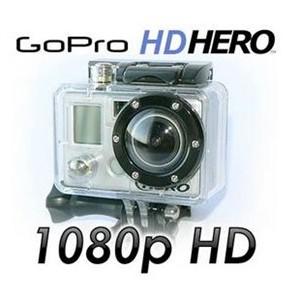 Mounted HD Video Camera by GoPro