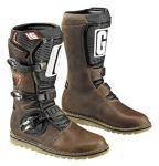 Gaerne Balance Oiled Motorcycle Boots | Mens Brown Waterproof Leather & Drytech Liner