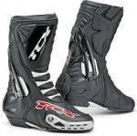 Oxtar TCX Competizione RS Boots | Pro Motorcycle Street Racing in Black Reinforced Steel