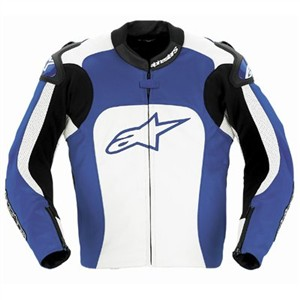 Alpinestars Mens Motorcycle Jacket MX-1