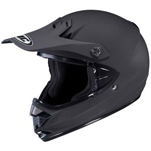 HJC Dirt Bike Helmet, Polycarbonate