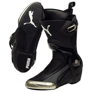 Puma Mens Motorcycle Race Boots, 1000