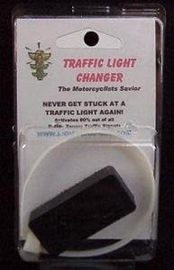 Traffic Red Light Changer Trip Sensor
