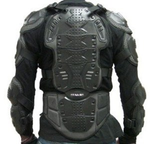 TMS Motorcycle MX Body Armor, Chest