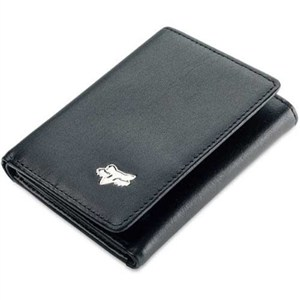 Fox Racing Men's Leather Trifold