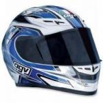 AGV GP-Tech Helmet, Full Face | Carbon Kevlar w/ Anti Fog Scratch Shield 1O28L018247