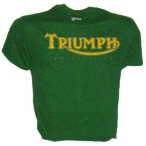 Triumph T Shirt by MetroRacing