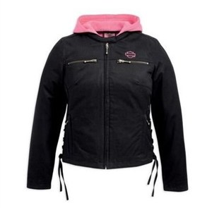 Harley-Davidson Women's 3 In 1 Jacket