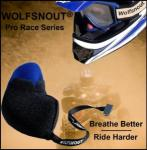 Wolfsnout Dust Face Mask | ATV & Dirt Bike Outdoor Air Filter, Breathe Better