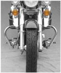 Paladin Highway Bars by National Cycle |  Chromed Steel for Honda Shadow ACE VT750CD