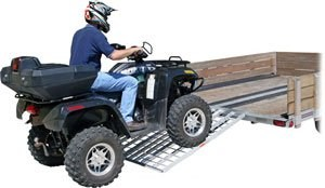 ATV Tri-Fold Loading Ramp, Heavy Duty