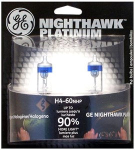 Nighthawk Motorcycle Light Bulb