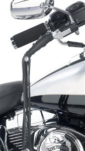 Motorcycle Lever Cover Kit w/ Fringe
